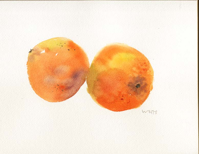 Tandem Temple Orange